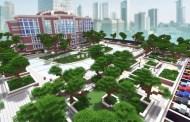 Ayuntamiento Moderno Minecraft