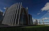 Catedral Moderna Minecraft