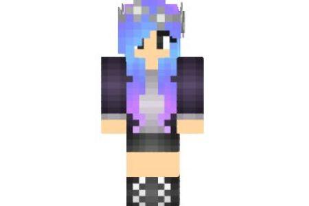Skin De Minecraft Chicas K Pictures K Pictures Full HQ Wallpaper - Skin para minecraft pe de unicornio