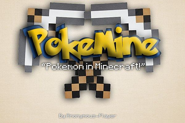 Pack Texturas PokeMine Minecraft