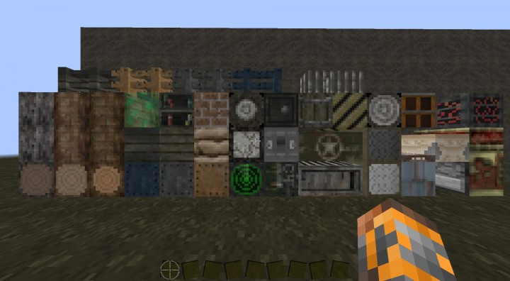 Pack Recursos Fallout Paradise Minecraft 1 8 8 1 8