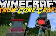 Snow Cone Craft Mod para Minecraft 1.8