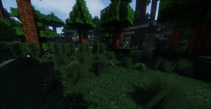 The Enchanted Generation Resource Pack MC 1.8.9/1.7.10
