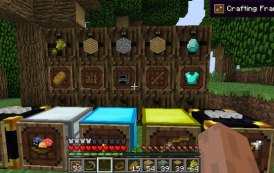 Super Crafting Frame Mod para Minecraft 1.11