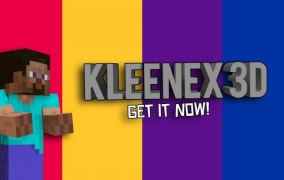 Pauqete Texturas Kleneex 3D Minecraft 1.8.8/1.8/1.7.10