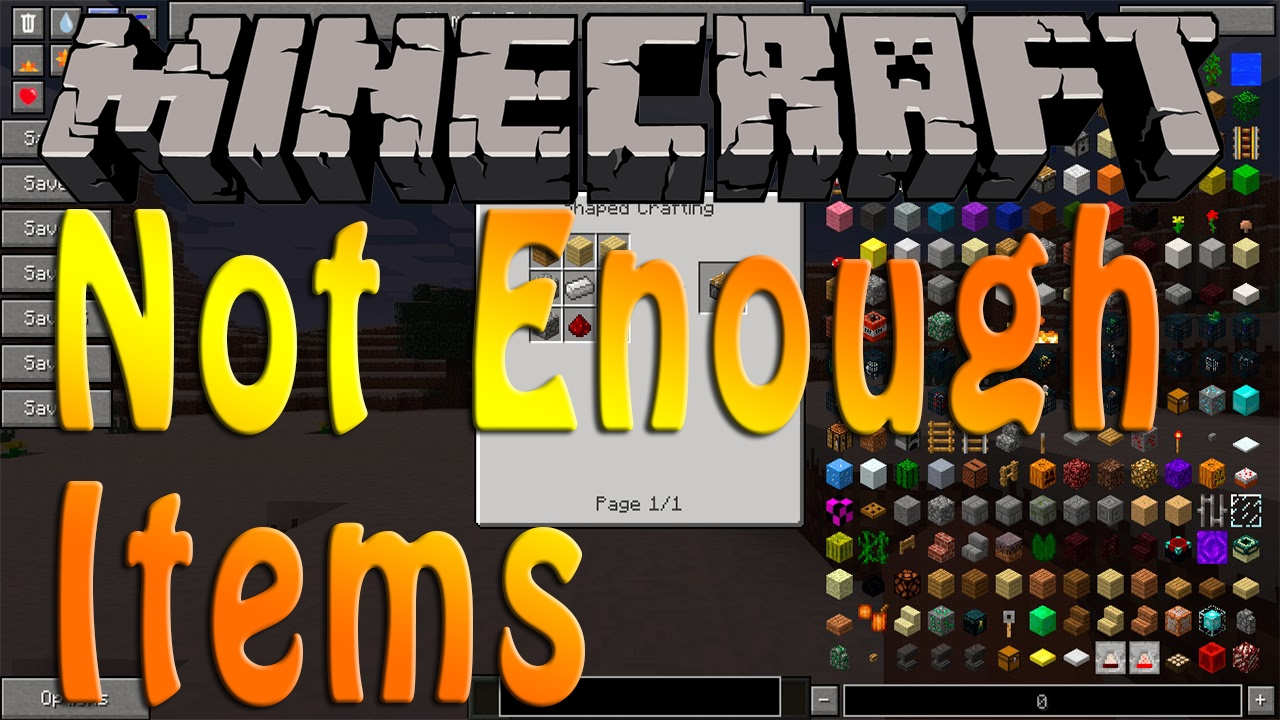 not enough items 1.12.1