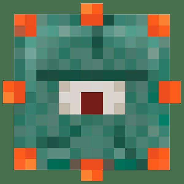 Guardian Face Minecraft Faces