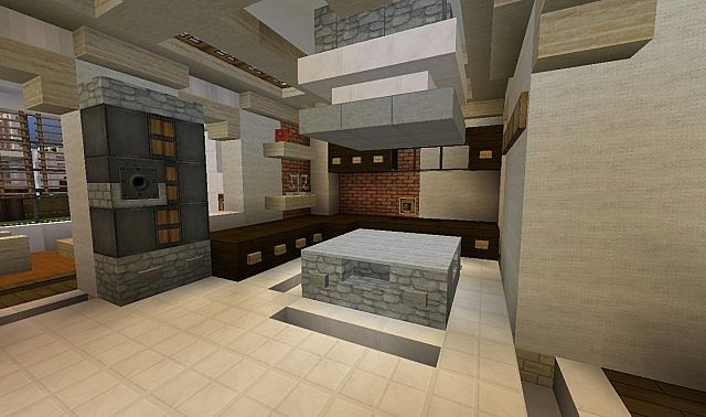 Southern Country Mansion Minecraft House Design