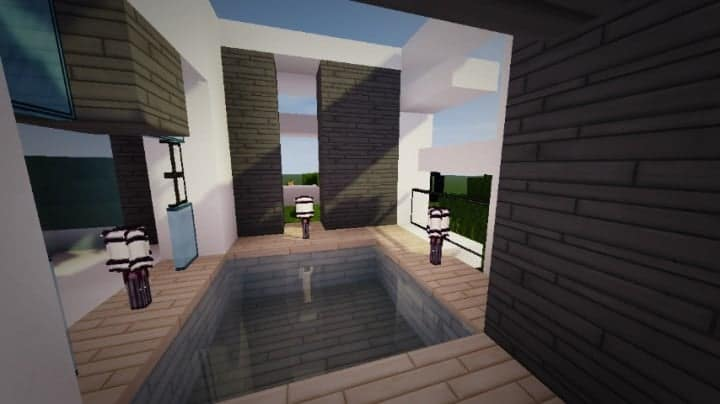 TheModern Pvpers Modern House Minecraft House Design
