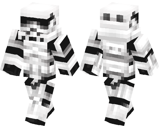 Minecraft Wars Pe Star Template Skins