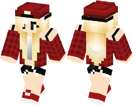 Red Skins Pvp Minecraft