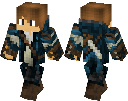 Adventure Boy Minecraft Skin Minecraft Hub