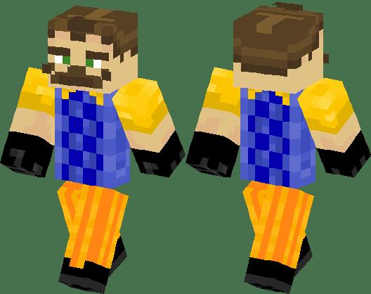 News Girl Minecraft Skin