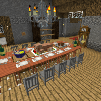 Decocraft Mod 1.16.5/1.15.2/1.12.2 (Decorate Your House in Minecraft)