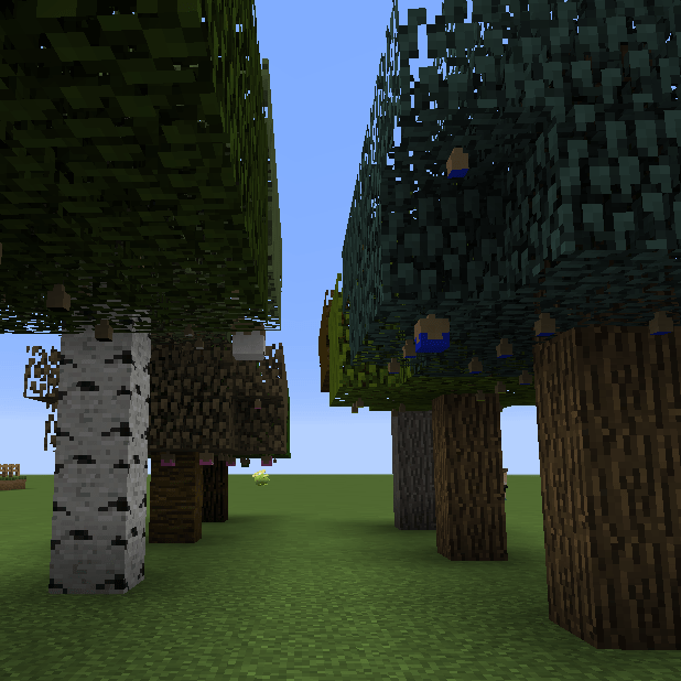 Apricorn Tree Farm Mod