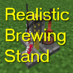 Realistic Brewing Stand Mod