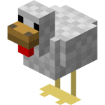 The chicken came first Mod