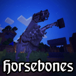 Horsebones - Summonable Skeleton Horse Mod