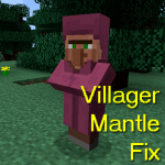 Villager Mantle Fix Mod