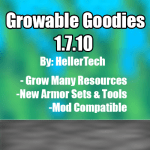 Growable Goodies Mod