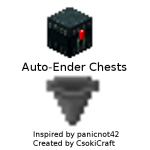 Auto-Ender Chests Mod