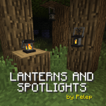Lanterns and Spotlights Mod