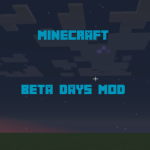 Beta days Mod Mod