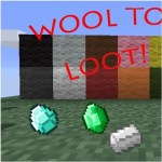 Wool to Loot Mod Mod