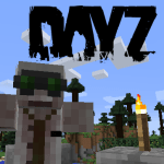 DayZ for Minecraft Mod