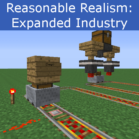 Expanded Industry Mod