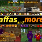 Jaffas and more! Mod