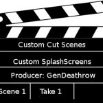 Custom CutScenes/SplashScreen Mod