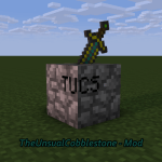 The Unusual Cobblestone Mod Mod