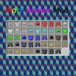 More Armor (and weapons) mod Mod