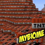 myBiomes (Make your own biomes + Disable the defaults) Mod
