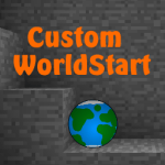 CustomWorldStart Mod