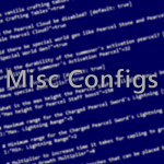 Misc Configs Mod