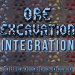 OreExcavation Integration Mod