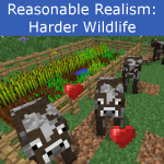 Harder Wildlife Mod
