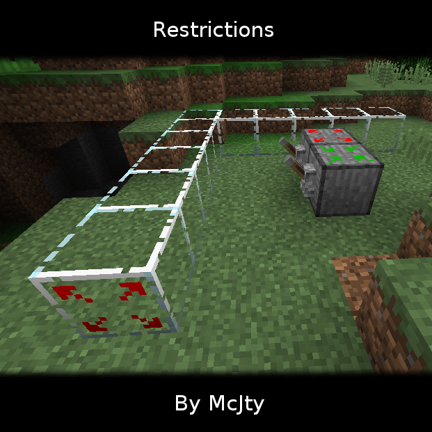 Restrictions Mod
