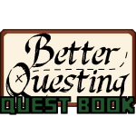 Better Questing - Quest Book Mod