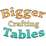 Bigger Crafting Tables Mod