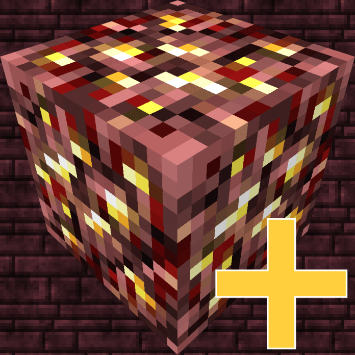 Nether Gold Mod
