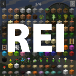 Roughly Enough Items (Rift/Fabric) Mod