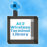 AE2 Wireless Terminal Library Mod