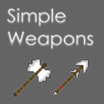 Simple Weapons Mod