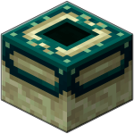 Portale alla fine in Minecraft