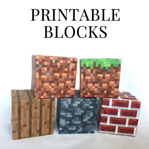 minecraft printable images # 20