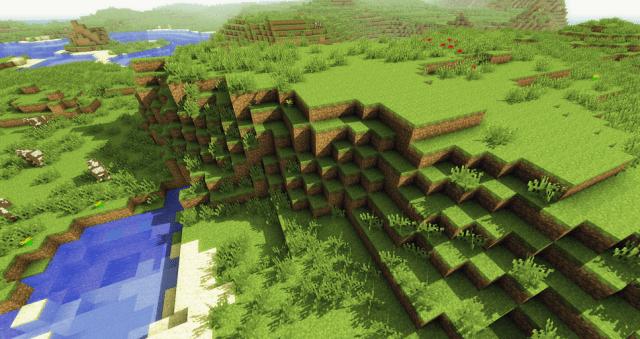 GLSL-Shaders-Mod-Minecraft-3