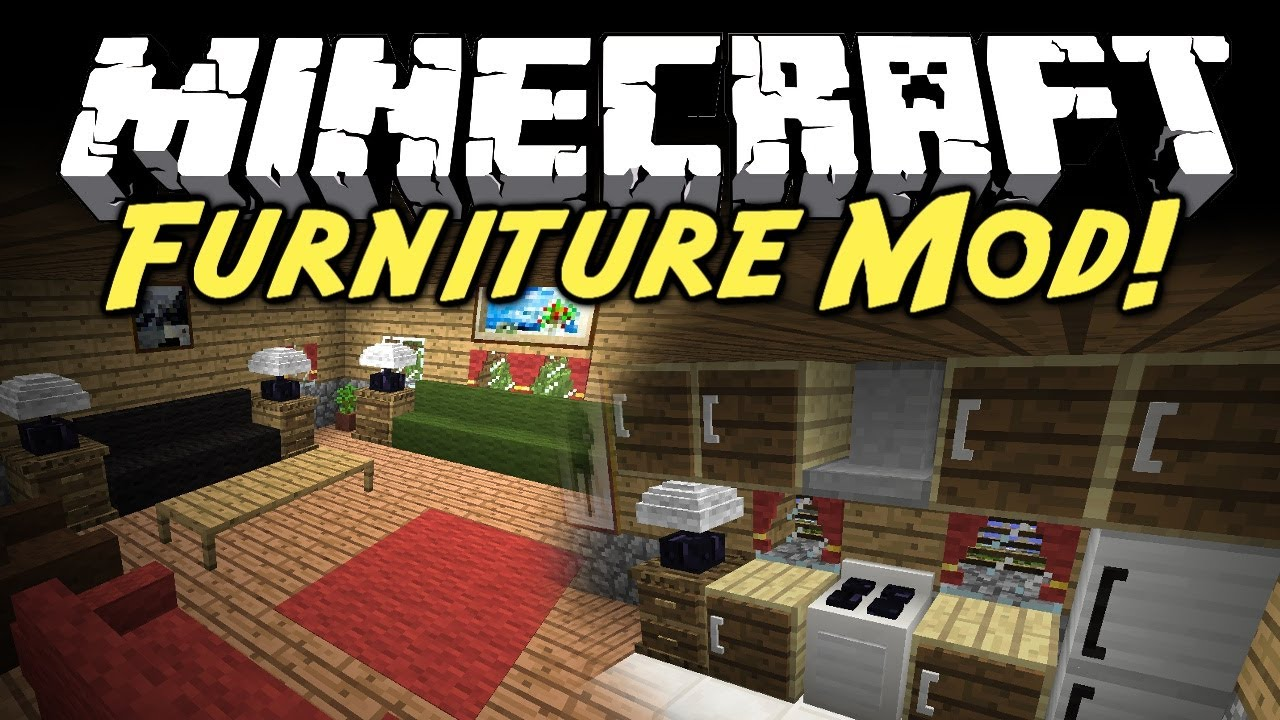 Furniture Mod For Minecraft Minecraftred